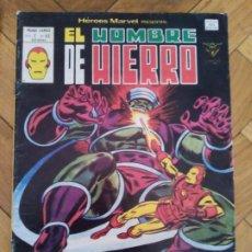Cómics: HÉROES MARVEL VOL 2 NÚM 62. EL HOMBRE DE HIERRO. VÉRTICE. Lote 215321696