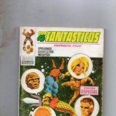 Cómics: COMIC VERTICE 1970 LOS 4 FANTASTICOS VOL1 Nº 15 (BUEN ESTADO). Lote 215354425