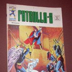 Cómics: PATRULLA X VOL. 3 Nº 11. LA CIUDAD EN PELIGRO. EDICIONES VÉRTICE, 1976. CONDE NEFARIA. Lote 215458203