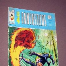 Cómics: LOS 4 FANTÁSTICOS VOL. 3 Nº 8. EL PENSADOR LOCO. VÉRTICE, 1978. KIRBY. DOCTOR MUERTE. Lote 215463881