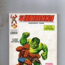 Fumetti: COMIC VERTICE 1970 LOS 4 FANTASTICOS VOL1 Nº 13 (MUY BUEN ESTADO). Lote 215543486