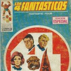 Cómics: LOS 4 FANTÁSTICOS. Nº 11 VERTICE V.1. Lote 215654430