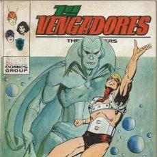 Cómics: LOS VENGADORES Nº 42 VÉRTICE V.1. Lote 215654890