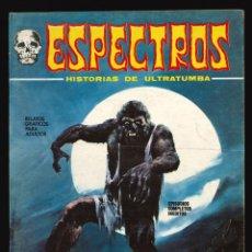 Comics: ESPECTROS - EDICIONES VÉRTICE / NÚMERO 22. Lote 215690008