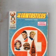 Cómics: COMIC VERTICE 1970 LOS 4 FANTASTICOS VOL1 Nº 11 (NORMAL ESTADO). Lote 215697950