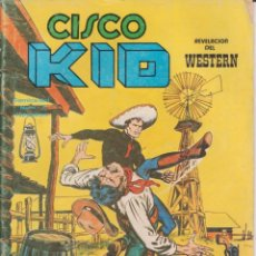 Cómics: CÓMIC CISCO KID Nº 3 ED. VËRTICE / KING FEATURES 42PGS. COLOR 1980. Lote 215805485