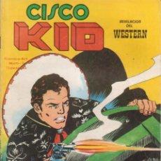 Cómics: CÓMIC CISCO KID Nº 6 ED. VËRTICE / KING FEATURES 42PGS. COLOR 1980. Lote 215805521