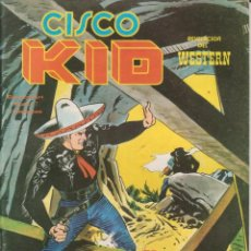 Cómics: CÓMIC CISCO KID Nº 7 ED. VËRTICE / KING FEATURES 42PGS. COLOR 1980. Lote 215805546