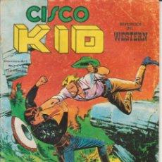 Cómics: CÓMIC CISCO KID Nº 8 ED. VËRTICE / KING FEATURES 42PGS. COLOR 1980. Lote 215805611