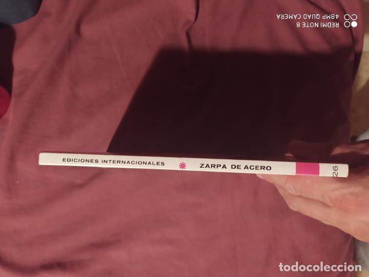 Cómics: Zarpa de acero vol 1n 13 impecable ed.vertice - Foto 4 - 215834923