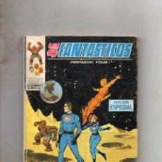 Fumetti: COMIC VERTICE 1970 LOS 4 FANTASTICOS VOL1 Nº 7 (BUEN ESTADO). Lote 216023882
