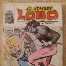 Cómics: EL HOMBRE LOBO VOL.1 N°6 -VERTICE-. Lote 216381043