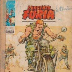 "Cómics: CÓMIC MARVEL SARGENTO FURIA Nº 24 ED, VÉRTICE V.1 ""TACO"" 128 PGS.. Lote 216394336"