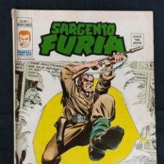 Cómics: SARGENTO FURIA - VOLUMEN 2 - Nº 11 - EL DESERTOR - VERTICE -. Lote 216460932