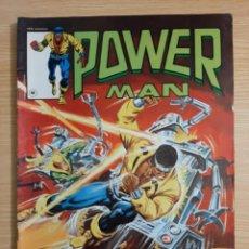 Comics: POWER MAN, 8 - MUNDI COMICS - SURCO. Lote 216497855