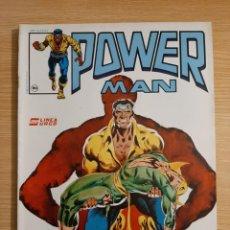 Comics: POWER MAN, 10- MUNDI COMICS - SURCO. Lote 216498180
