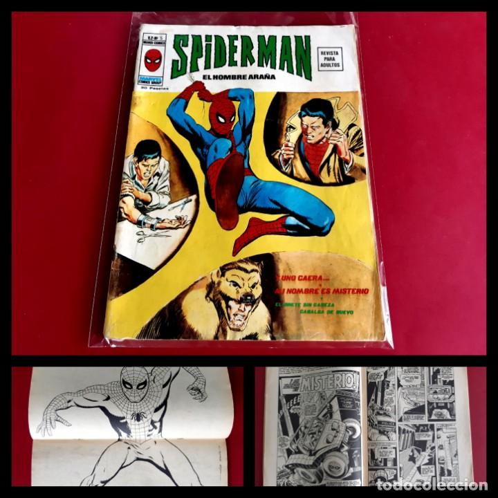 VÉRTICE VOL. 2 SPIDERMAN Nº 5 (Tebeos y Comics - Vértice - V.2)