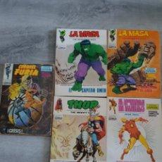 Cómics: LOTE CON 5 COMICS VERTICE. BUEN ESTADO. Lote 216613261