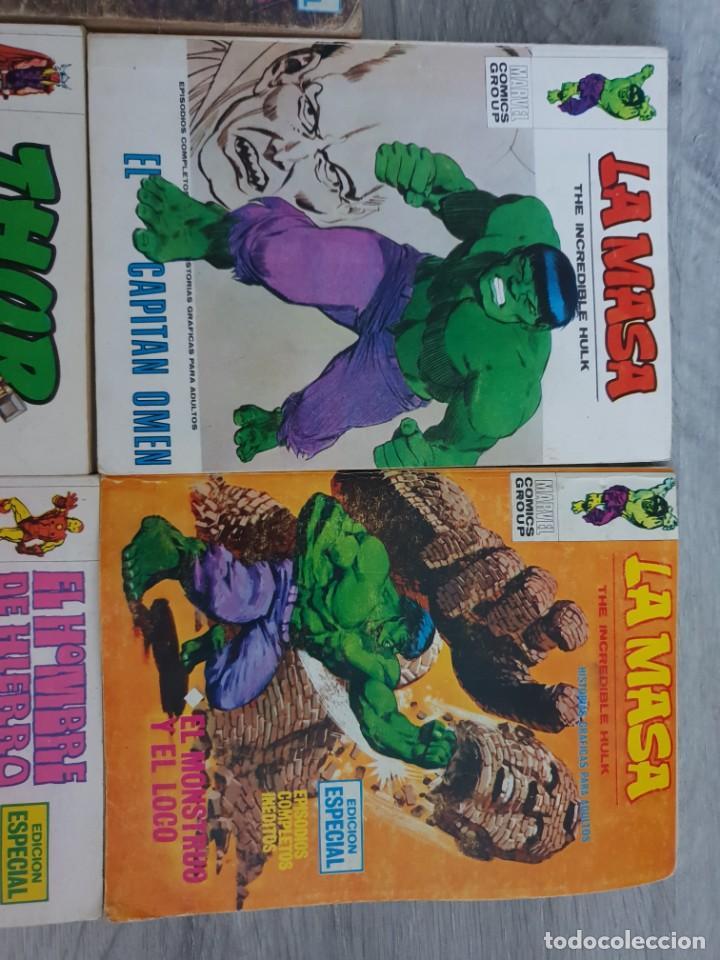 Cómics: Lote con 5 comics vertice. Buen estado - Foto 2 - 216613261
