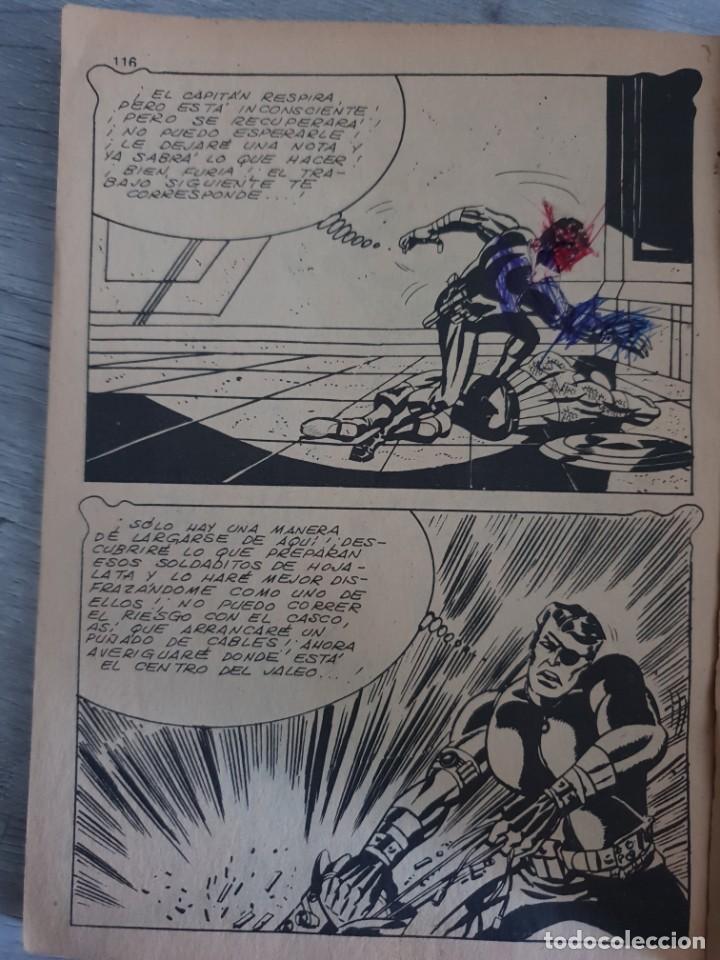 Cómics: Lote con 5 comics vertice. Buen estado - Foto 6 - 216613261