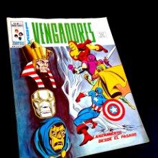 Cómics: MUY BUEN ESTADO LOS VENGADORES 18 VOL II VERTICE SIGNOS DE HUMEDAD. Lote 216665465