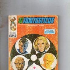 Fumetti: COMIC VERTICE 1969 LOS 4 FANTASTICOS VOL1 Nº 4 (LEER). Lote 216699427