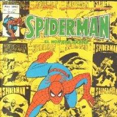 Comics: SPIDERMAN. EL HOMBRE ARAÑA. EL PLAN MORTAL DEL DISRUPTOR. A-COMIC-5711. Lote 216772187