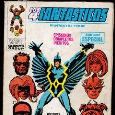 Cómics: LOS 4 FANTÁSTICOS - Nº 22 - TACO ED. VERTICE VOL.1 - LOS INHUMANOS -. Lote 216797918