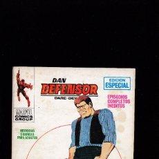 Cómics: DAN DEFENSOR - Nº 14 - TACO ED. VERTICE VOL.1 - EL ATAQUE DE EL BUEY -. Lote 216801371