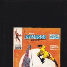 Cómics: DAN DEFENSOR - Nº 7 - TACO ED. VERTICE VOL.1 - LUCHA DE TITANES -. Lote 216848156