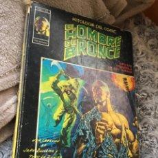 Cómics: COMIC EL HOMBRE DE BRONCE ANTOLOGÍA DEL CÓMIC 1977. Lote 216850355