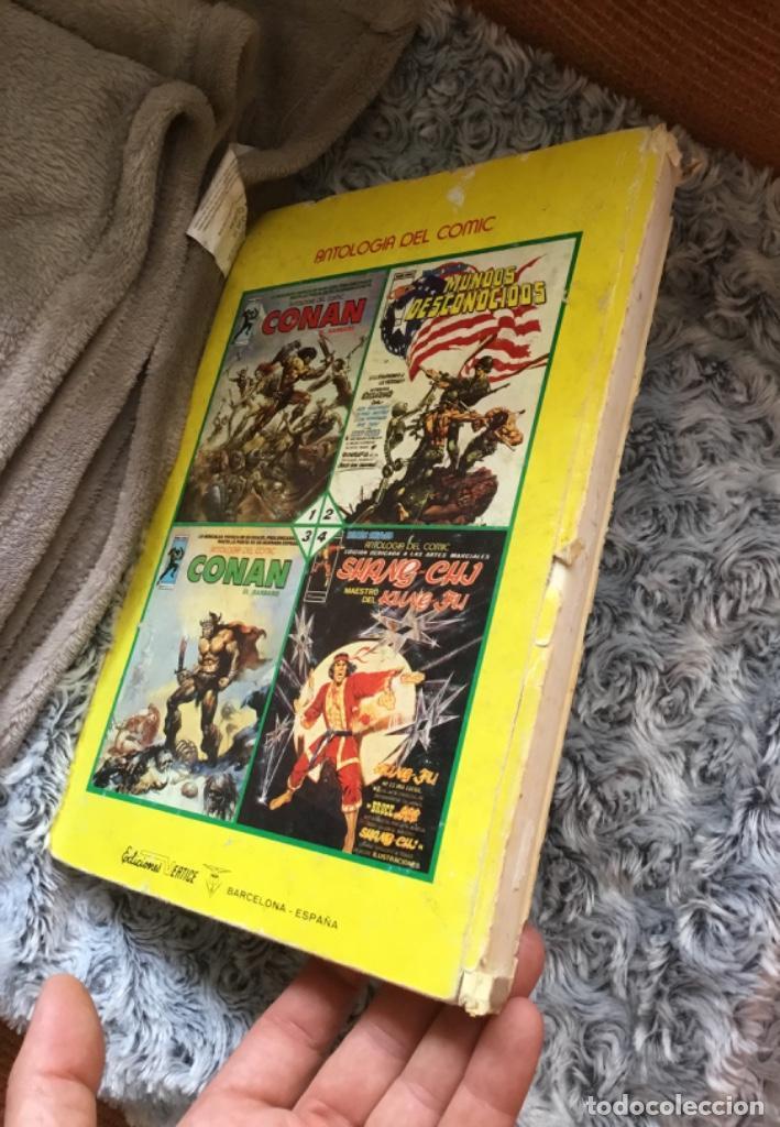 Cómics: Comic El hombre de bronce antología del cómic 1977 - Foto 2 - 216850355