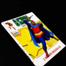 Comics: MUY BUEN ESTADO EL HOMBRE DE HIERRO 31 TACO VERTICE TIENE ARRUGAS EL CANTO. Lote 216982727