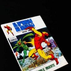 Cómics: MUY BUEN ESTADO EL HOMBRE DE HIERRO 30 TACO VERTICE. Lote 216983165