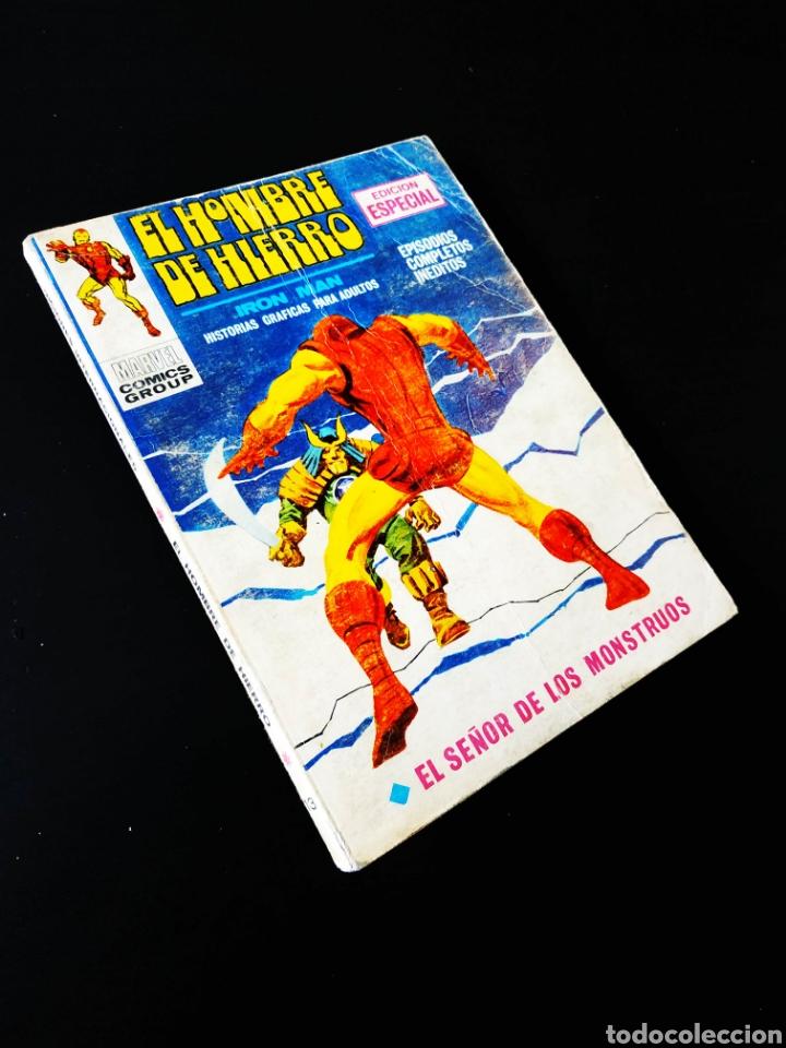 EL HOMBRE DE HIERRO 13 NORMAL ESTADO TACO VERTICE (Tebeos y Comics - Vértice - Hombre de Hierro)