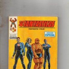 Fumetti: COMIC VERTICE 1969 LOS 4 FANTASTICOS VOL1 Nº 1 (MUY BUEN ESTADO). Lote 217001633