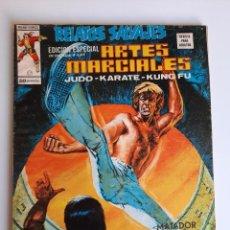 Cómics: RELATOS SALVAJES (1975, VERTICE) -ARTES MARCIALES- 17 · VII-1976 · RELATOS SALVAJES. Lote 217020342