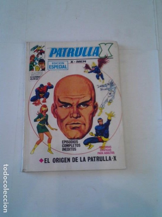 PATRULLA X - VERTICE - VOLUMEN 1 - NUMERO 31 - MUY BUEN ESTADO - GORBAUD - CJ 117 (Tebeos y Comics - Vértice - Patrulla X)