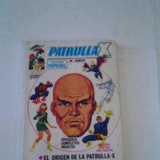 Cómics: PATRULLA X - VERTICE - VOLUMEN 1 - NUMERO 31 - MUY BUEN ESTADO - GORBAUD - CJ 117. Lote 217093335