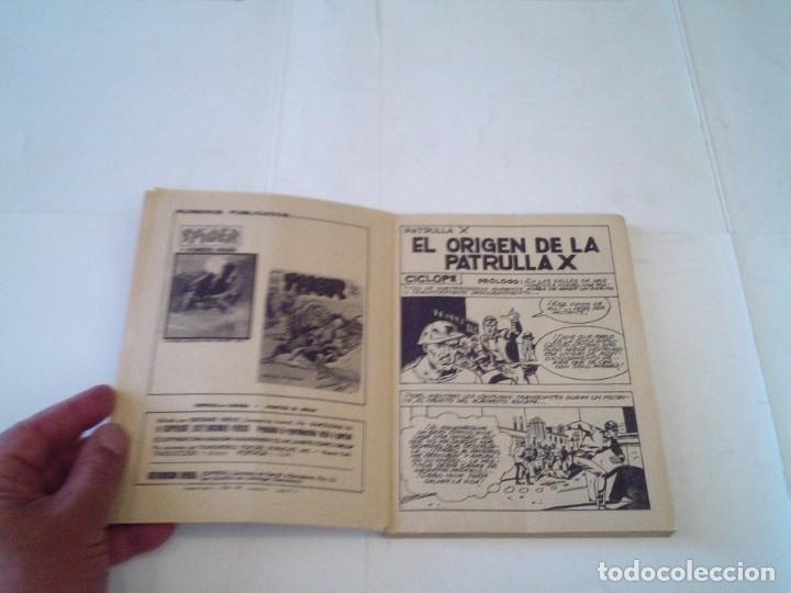 Cómics: PATRULLA X - VERTICE - VOLUMEN 1 - NUMERO 31 - MUY BUEN ESTADO - GORBAUD - CJ 117 - Foto 3 - 217093335