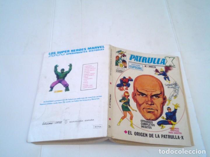 Cómics: PATRULLA X - VERTICE - VOLUMEN 1 - NUMERO 31 - MUY BUEN ESTADO - GORBAUD - CJ 117 - Foto 7 - 217093335