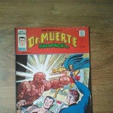 Cómics: DR MUERTE Y NAMOR - VÉRTICE - V 2 - N 67. Lote 217246820
