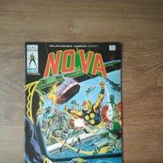Cómics: NOVA - VÉRTICE - V 1 - N 37. Lote 217247216