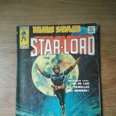 Cómics: RELATOS SALVAJES: STAR LORD - VÉRTICE V 1 - N 34. Lote 217248161