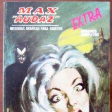 "Fumetti: MAX ""AUDAZ"" EXTRA Nº 5 - EDICIONES VÉRTICE 1966. Lote 217392851"