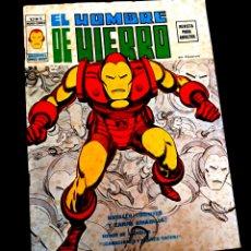 Cómics: EL HOMBRE HIERRO 5 VOL II VERTICE NORMAL ESTADO. Lote 217412625