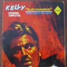 """Cómics: KELLY """"OJO MÁGICO"""" EXTRA Nº 6 - EDICIONES VÉRTICE 1966. Lote 217438802"""