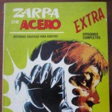 Cómics: ZARPA DE ACERO - EXTRA Nº 3 - EDICIONES VÉRTICE 1966. Lote 217439176