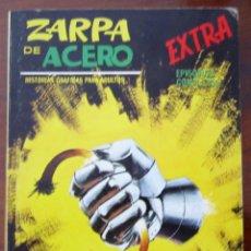 Cómics: ZARPA DE ACERO - EXTRA Nº 4 - EDICIONES VÉRTICE 1966. Lote 217439247