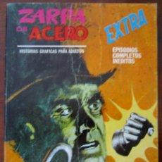 Cómics: ZARPA DE ACERO - EXTRA Nº 7 - EDICIONES VÉRTICE 1966. Lote 217439387